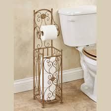 decorative single toilet paper cover functional bath accents touch of class