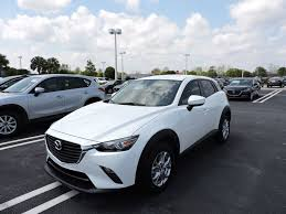 mazda crossover vehicles 2017 used mazda cx 3 sport fwd at royal palm toyota serving