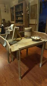 primitive kitchen furniture 363 best primitive tables tr images on