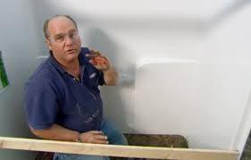 How To Install A Bathtub Surround How To Install A Fiberglass Tub And Surround This Old House