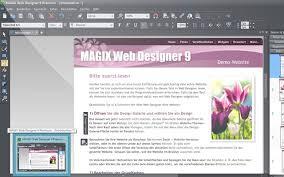 magix web designer 9 free magix web designer premium 9 magix web designer