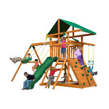 gorilla playsets playsets u0026 swing sets parks playsets