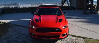 california mustang hd road test review 2016 ford mustang gt california special w