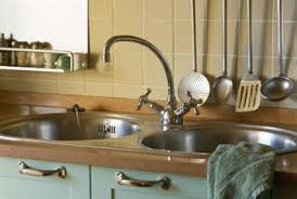fix a kitchen faucet how to fix rusted kitchen faucet pieces home guides sf gate
