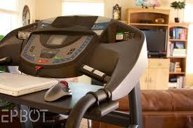 Diy Treadmill Desk by Epbot My Treadmill Desk