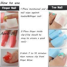 aliexpress com buy 10pcs plastic toes toe nail art soak off clip