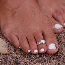 toe finger rings images Simple love toe ring grace callie designs jpg