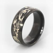 Mens Hunting Wedding Rings by Camo Wedding Bands Canada U2014 Criolla Brithday U0026 Wedding Camo