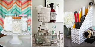 Mason Jar Bathroom Storage by 10 Bathroom Storage And Organization Ideas How To Organize Your