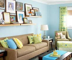 Quick And Cheap Decorating Ideas For Family Living  The Budget - Family room wall decor ideas