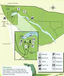 Florida State Parks Camping Map by Wakulla Springs Lodge U0026 State Park Day Trips Things To Do
