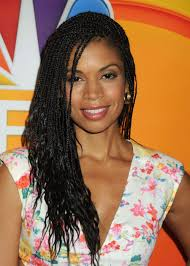 micro braids hairstyles for long hair micro braids hairstyles 7 celebrity looks you have to see