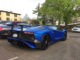 Lamborghini Gallardo Batmobile - lamborghini aventador sv spotted in new hope pa mind over motor