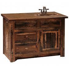 Rustic Bathroom Vanity by 11 Terrific Rustic Bathroom Vanities Ideas U2013 Direct Divide