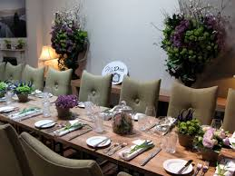 intimate dinner decoration bollea floral design gallery