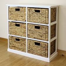 Basket Drawers For Bathroom Basket Storage Ideas Cube Storage With Baskets With Wicker Basket