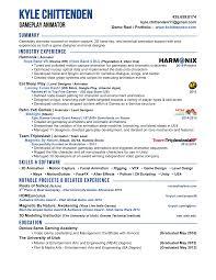 Targeted Resume Definition Resume Kyle Chittenden