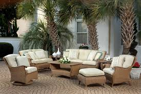 Fake Wicker Patio Furniture by Rustic Resin Wicker Outdoor Furniture Resin Wicker Outdoor