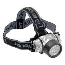 frontale ultra puissante 23 led trail course à pied raid running