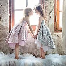silver flower dress by luna luna collection bridestory com