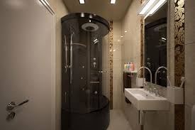 small shower design ideas for small modern and luxury bathroom