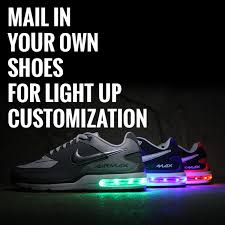 led light up shoes for adults led light up sneakers light up shoes for adults custom nikes