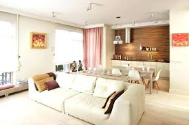small open kitchen design for living room with open kitchen best
