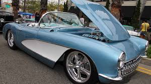 1957 chevrolet corvette convertible 1957 chevrolet corvette convertible s162 anaheim 2012