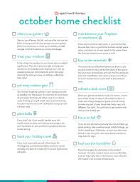 checklist essentials setting up house healthy happy home 2016 apartment therapy