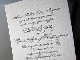 calligraphy invitations classic black white calligraphy wedding invitations