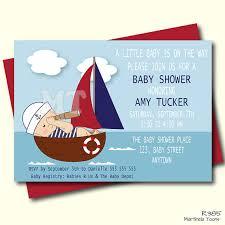 nautical baby shower invitations nautical baby shower invitation nautical baby shower theme sailor