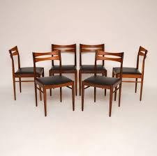 vintage danish modern furniture for sale dining rooms impressive retro teak dining chairs inspirations