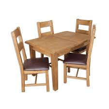 melbourne country living extendable dining table and 4 chairs