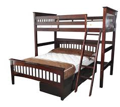 Bunk Bed Boutique Loft Beds - Double loft bunk beds
