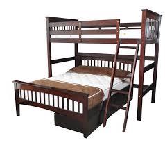 Bunk Bed Boutique Loft Beds - Double loft bunk beds