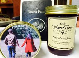 jam wedding favors customized jam wedding favors telephone orders only nourse farm