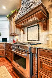 High Quality Kitchen Cabinets Vent A Hood Maybe Could Stick The Existing Microwave In Island
