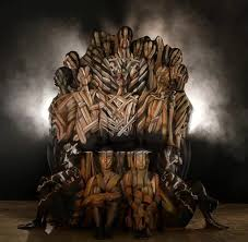 Chair Game Of Thrones Game Of Thrones Body Paint