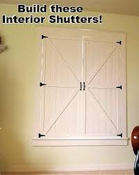 Make Your Own Window Blinds Best 25 Indoor Shutters Ideas On Pinterest Indoor Window