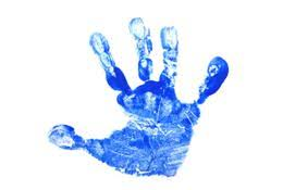 baby handprint crafts lovetoknow