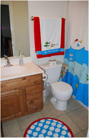 Nautical Bathroom Decor Ideas Bathroom Kids Fish Bathroom Decor 78 Best Images About Boy And