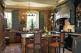 Rustic Home Interior Design Decoration Modern Country Kitchen Designs Size Of