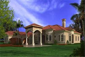 mediterranean villa house plans mediterranean home plan 6095 sq ft house plan 107 1020