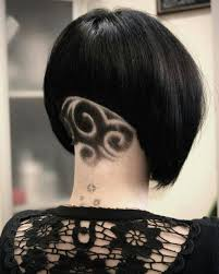 nape of neck hair cut for women extreme nape shaving bob haircuts hairstyles for women page 2 of 8