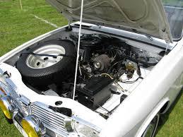 renault dauphine engine renault 16 brief about model