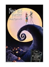 nightmare before christmas now and forever poster topic