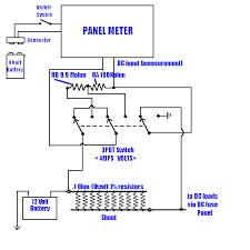marine 12v solar panel wiring diagram diagram wiring diagrams