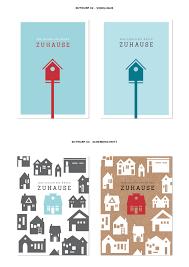Haus Suchen Zuhause Gesucht U2013 Postkarten Entwurf