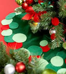 christmas tree skirts 35 diy christmas tree skirt ideas hative