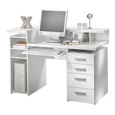 shop tvilum whitman contemporary computer desk at lowes com